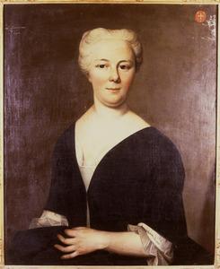 Portret van Cunera Engelen (1711-1793)