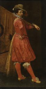 Portret van Willem Jansz. Cock (....-....)