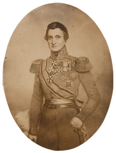 Portret van Jean Victor de Constant Rebecque (1773-1850)