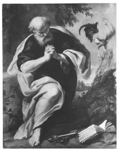 Het berouw van de H. Petrus
