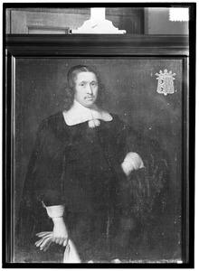 Portret van Nicolaas Minnes (1675-1711)