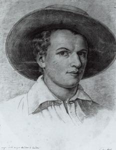 Portret van Pieter van Oort (1804-1835)