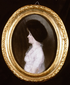 Portret van Maria Elisabeth Leemans (1773-1805)