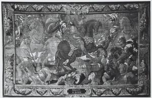 Marcus Aurelius levert slag tegen de Germanen