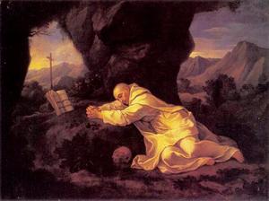 Sint Bruno biddend