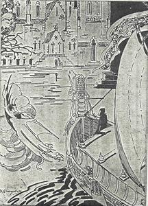 Geïnspireerd op Venetië