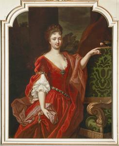 Portret van Anna Margaretha Bentinck (1683-1763)