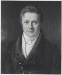 Portret van Willem Frederik Christiaan Bentinck (1787-1855)