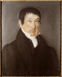 Portret van Baris Wisboom (1777-1859)