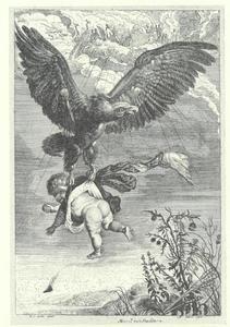 De ontvoering van Ganymedes