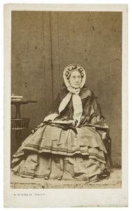 Portret van Henriette Marie Louise van Capellen (1796-1863)