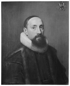 Portret van Johan l' Empereur van Oppyck (....-1637)