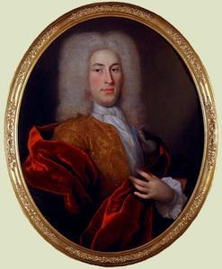 Portret van Pieter van de Poll (1703-1766)