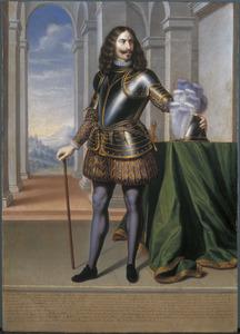 Portret van Don Antonio III Moncada, conte di Adernò, conte di Caltanissetta, barone di Motta Sant'Anastasia en signore di Paternò (?-1549)