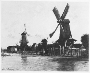Molens bij Dordrecht