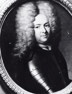 Portret van Diederik van Eck (1672-1711)