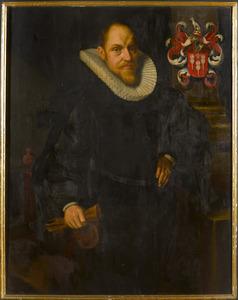 Portret van Dirck van Swieten (1560- )