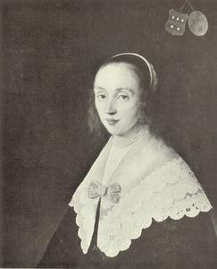 Portret van Anna van Berckel
