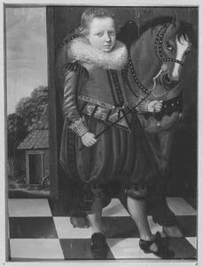 Portret van Gerrit Jacobsz Cronenburg (1619-?)