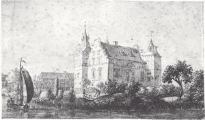 Het huis Offenberg bij Praest (Emmerik)