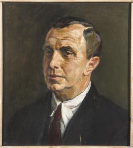 Portret van Bep van Cooten