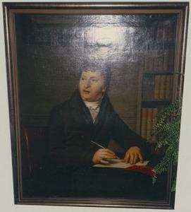 Portret van Mattheus van Heyningen Bosch (1773-1821)