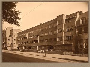 Huizen in Den Haag, circa 1935