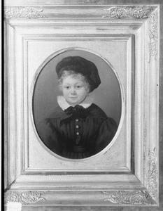 Portret van Willem Six (1798-1872)