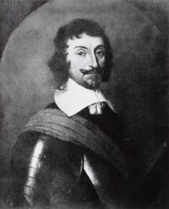 Portret van Christoph zu Dohna (1583-1637)