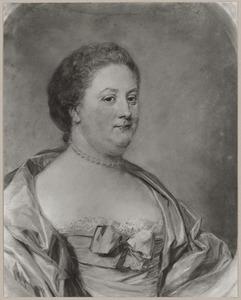 Portret van Cornelia van Mekeren (1722-1783)