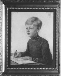 Portret van Willem Cornelis Six (1902-1983)