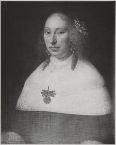 Portret van Agatha van Neck (1634-1707)