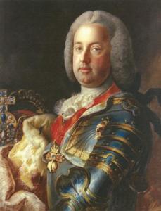 Portet van Franz I Stephan von Lotharingen (1708-1765), keizer van het Heiige Roomse Rijk