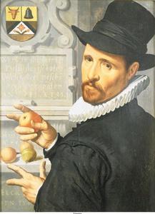 Portret van Cornelis Cornelisz. Schellinger