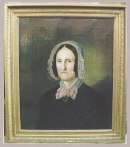 Portret van Angenis Henriëtte Frederica Tydeman (....-....)