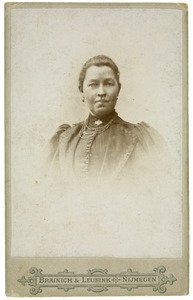 Portret van Francoise Anne Louisa Reijckers (1863-1933)