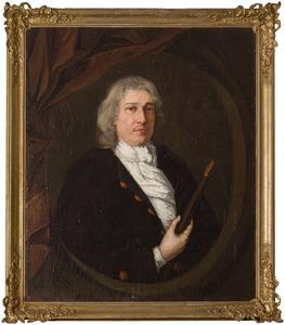Portret van Joan van Hoorn (1653-1711)