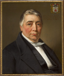 Portret van Johannes Gerardus Meylink (1788-1856)