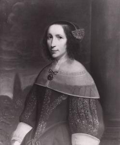 Portret van Andrea Leydecker (1616-1662)