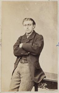 Portret van Frans Izaäk van Bienema (1848-1916)