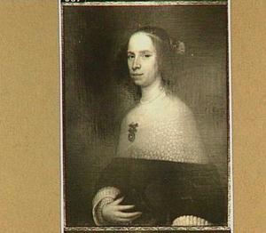 Portret van Rijnsburg van Beveren (1608-1669)