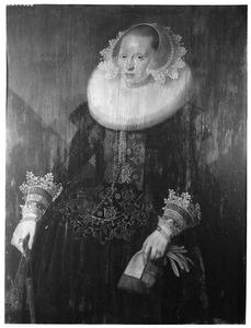 Portret van Susanna van Someren (1609-....)