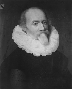 Portret van Adam van Heerdt tot Eversberg (1556-1640)