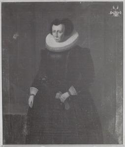 Portret van Margaretha Schimmelpenninck van der Oye (?-1633)