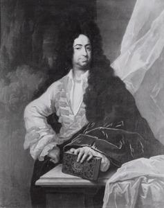 Portret van Francisco Lopes Suasso (1657-1710)