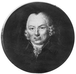Portret van Iman Cau (1716-1801)