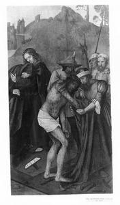 De ontkleding van Christus