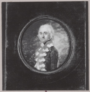 Portret van Jean Victor baron de Constant Rebecque 1773-1850)