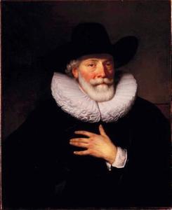 Portret van Pieter Reael (1569- )