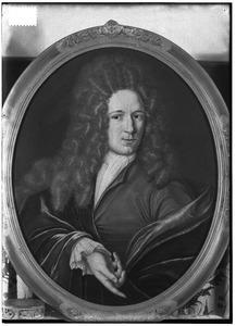 Portret van Dirk Storm van 's Gravesande (1646-1716)